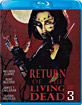 Return of the Living Dead 3 (Uncut Version) Blu-ray