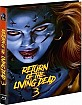 Return of the Living Dead 3 - Unrated - Limited Collector's Edition Mediabook Cover C (Blu-ray + DVD) Blu-ray