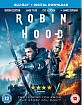 Robin Hood (2018) (Blu-ray + Digital Copy) (UK Import ohne dt. Ton) Blu-ray
