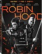 Robin Hood (2018) (Blu-ray + DVD + Digital Copy) (Region A - US Import ohne dt. Ton) Blu-ray