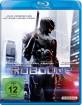 RoboCop (2014) (CH Import) Blu-ray
