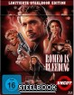 Romeo Is Bleeding (Limited Steelbook Edition) Blu-ray