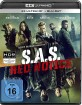 S.A.S. Red Notice 4K (4K UHD + Blu-ray)