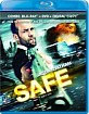 Safe (2012) (Blu-ray + DVD + Digital Copy) (Region A - CA Import ohne dt. Ton) Blu-ray