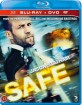 Safe (2012) (Blu-ray + DVD) (SE Import ohne dt. Ton) Blu-ray