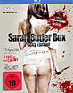 Sarah Butler Box (Terror Z - Der Tag danach + I Spit on Your Grave + The Secret - Ein tödliches Geheimnis) Blu-ray