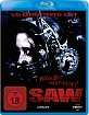 Saw - US Director's Cut Blu-ray