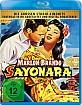 Sayonara (1957) Blu-ray