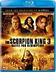 Scorpion King 3: Battle For Redemption (NL Import) Blu-ray