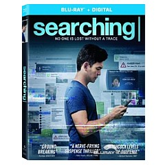 Searching (2018) (Blu-ray + Digital Copy) (US Import ohne dt
