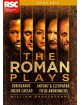 Shakespeare - The Roman Plays (4-Opern Set) Blu-ray