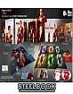 Shazam! (2019) 4K - Filmarena Exclusive #136 Limited Collector's Edition #1 Fullslip + Lenticular 3D Magnet Steelbook (4K UHD + Blu-ray) (CZ Import ohne dt. Ton) Blu-ray