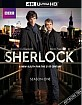Sherlock: Season One 4K (4K UHD + Blu-ray) (US Import ohne dt. Ton) Blu-ray