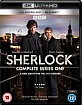 Sherlock - Series 1 4K (4K UHD + Blu-ray) (UK Import ohne dt. Ton) Blu-ray