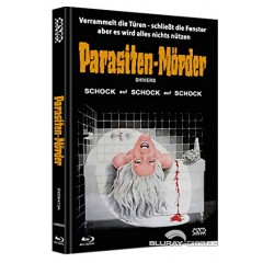 Shivers - Der Parasitenmörder (Limited Mediabook Edition ...