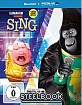 Sing (2016) (Limited Steelbook Edition) (Blu-ray + UV Copy)
