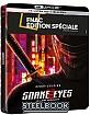 Snake Eyes: G.I. Joe Origins (2021) 4K - FNAC Exclusive Édition Spéciale Limitée Steelbook (4K UHD + Blu-ray) (FR Import ohne dt. Ton) Blu-ray