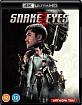 Snake Eyes: G.I. Joe Origins (2021) 4K (4K UHD + Blu-ray) (UK Import ohne dt. Ton) Blu-ray