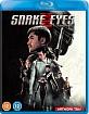 Snake Eyes: G.I. Joe Origins (2021) (UK Import ohne dt. Ton) Blu-ray