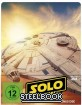 Solo: A Star Wars Story (2018) 3D (Limited Steelbook Edition) (Blu-ray 3D + Blu-ray)