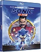 Sonic - Le Film (FR Import ohne dt. Ton) Blu-ray