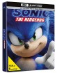 Sonic The Hedgehog 4K (Limited Steelbook Edition) (4K UHD + Blu-ray) Blu-ray