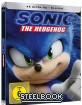Sonic The Hedgehog 4K (Limited Steelbook Edition) (4K UHD + Blu-