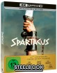 Spartacus (1960) 4K (Limited Steelbook Edition) (4K UHD + Blu-ray)