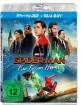 Spider-Man: Far From Home 3D (Blu-ray 3D + Blu-ray) Blu-ray