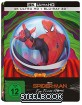 Spider-Man: Far From Home 4K + 3D (4K UHD + Blu-ray 3D) (Limited Steelbook Edition) Blu-ray