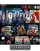 Spider-Man: Daleko od domova 4K - Filmarena Collection #128 WEA Exclusive Edition #3 3D Lenticular Fullslip XL Steelbook (4K UHD + Blu-ray 3D + Blu-ray + Bonus Blu-ray) (CZ Import ohne dt. Ton) Blu-ray