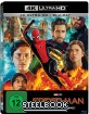 Spider-Man: Far From Home 4K (4K UHD + Blu-ray) (Limited Steelbook Edition) Blu-ray