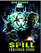 Spill - Tödlicher Virus (Limited Mediabook Edition) (Cover A) Blu-ray