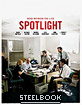 Spotlight (2015) - The Blu Collection Limited Edition #008 / KimchiDVD Exclusive #41 Lenticular Fullslip Edition Steelbook (KR Import ohne dt. Ton)