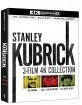 Stanley Kubrick: 3-Film 4K Collection (4K UHD + Blu-ray + Digital Copy) (US Import)
