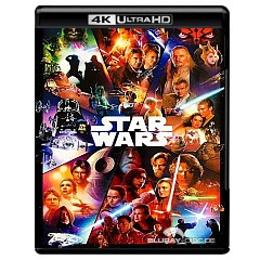 star wars: die skywalker saga - episode i-ix 4k (4k uhd