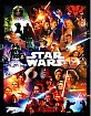 Star Wars: Die Skywalker Saga - Episode I-IX (Blu-ray + Bonus Blu-ray) Blu-ray