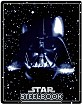 Star Wars: Episode V - The Empire Strikes Back 4K - Zavvi Exclusive Limited Edition Steelbook (4K UHD + Blu-ray + Bonus Blu-ray) (UK Import)