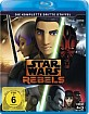 Star Wars Rebels: Die komplette dritte Staffel (CH Import) Blu-ray