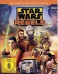Star Wars Rebels: Die komplette vierte Staffel