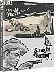 Straight Shooting & Hell Bent (1918) - Masters of Cinema Limited Edition (UK Import ohne dt. Ton)