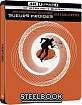 Sueurs Froides 4K - Édition Boîtier Steelbook (4K UHD + Blu-ray) (FR Import) Blu-ray