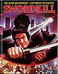 Swordkill - Ghost Warrior (Limited Mediabook Edition) (Cover A) (AT Import) Blu-ray
