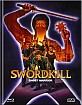 Swordkill - Ghost Warrior (Limited Mediabook Edition) (Cover B) (AT Import) Blu-ray