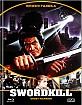 Swordkill - Ghost Warrior (Limited Mediabook Edition) (Cover C) (AT Import) Blu-ray