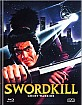 Swordkill - Ghost Warrior (Limited Mediabook Edition) (Cover E) (AT Import) Blu-ray