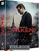 Taken - Novamedia Exclusive Limited Lenticular Full Slip Edition Steelbook (KR Import)