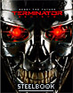 Terminator: Genisys 3D - Plain Archive Selective Exclusive Limited Lenticular Slip Edition Steelbook (KR Import ohne dt. Ton)