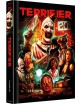 Terrifier (2017) (Limited Mediabook Edition) (Cover E) (Blu-ray + DVD) Blu-ray