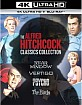 The Alfred Hitchcock Classics Collection 4K (4K UHD + Blu-ray) (UK Import) Blu-ray